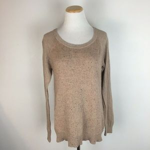 Banana Republic Women's Brown Thick Knit Pullover